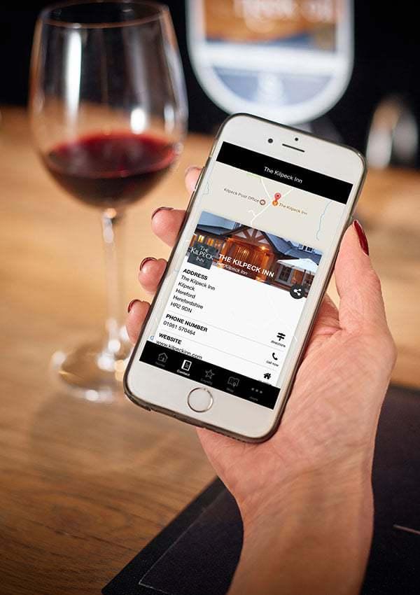 Kilpeck Inn App