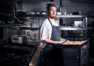 Ryan Saville – Sous Chef