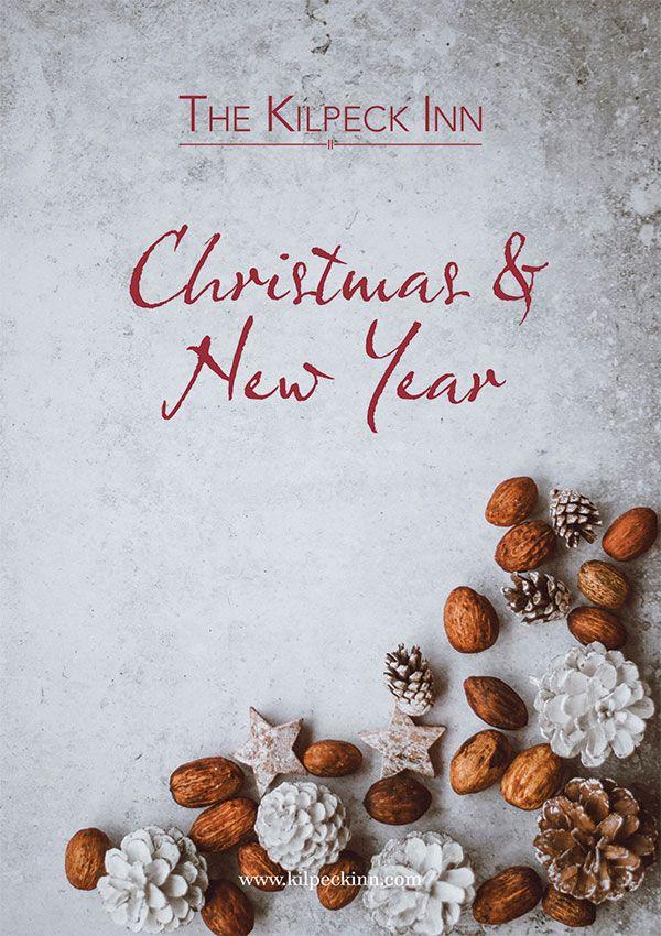 Kilpeck Christmas menu